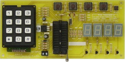 PIC Project Boards from M-Jay Electronics